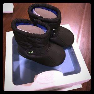 Ralph Lauren Baby Snow Boots